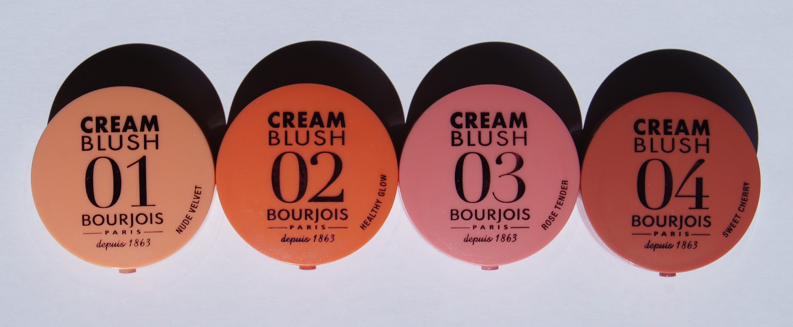 bourgeois little round pot cream blushes review