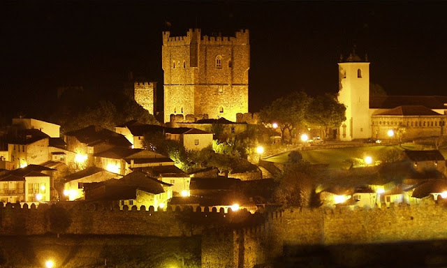 Informações do Castelo de Bragança