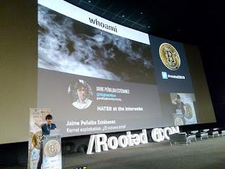 RootedCon 2019 - Jaime Peñalba Estébanez - Kernel exploitation, ¿el octavo arte?