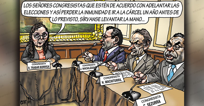 Carlincaturas Viernes 6 Septiembre 2019 - La República
