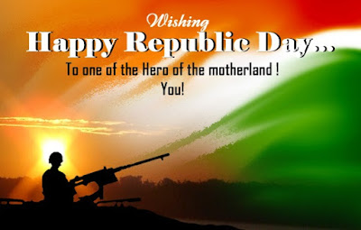Happy Republic Day Greetings in English