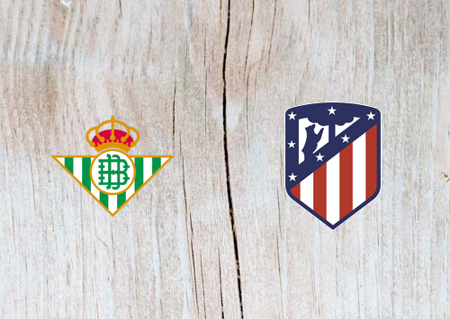 Real Betis vs Atletico Madrid - Highlights 3 February 2019