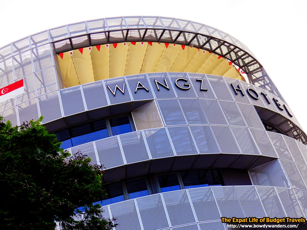 bowdywanders.com Singapore Travel Blog Philippines Photo :: Singapore :: Halo Rooftop Lounge - WANGZ Hotel, Outram Park