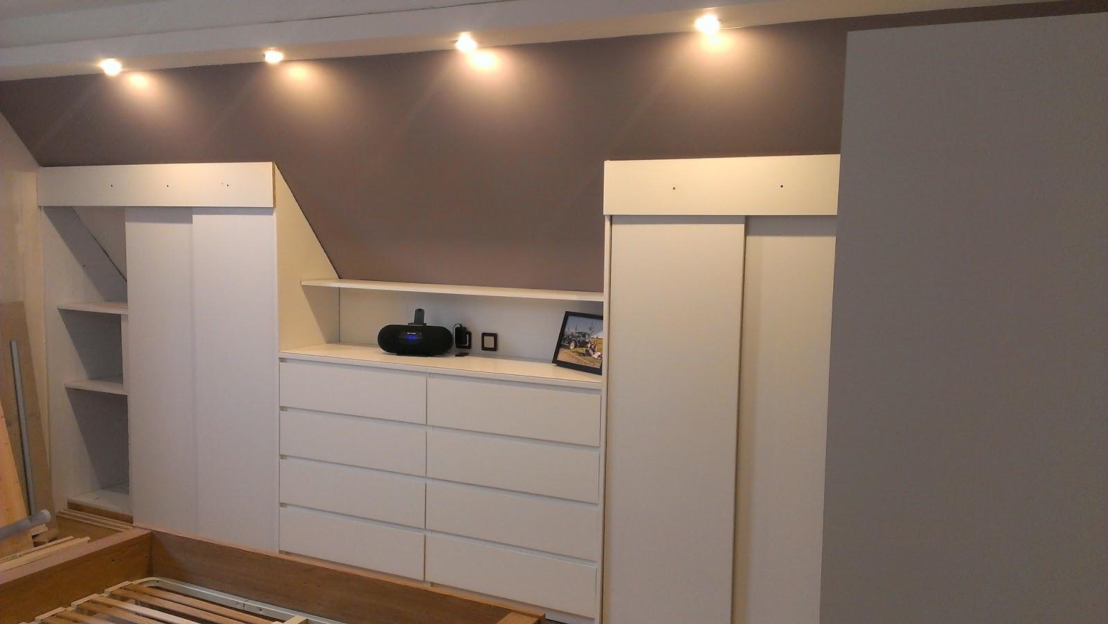 nico stef dressing sur mesure partie 1. Black Bedroom Furniture Sets. Home Design Ideas