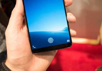 Сканер відбитків пальців в екрані: що це і як працює?
