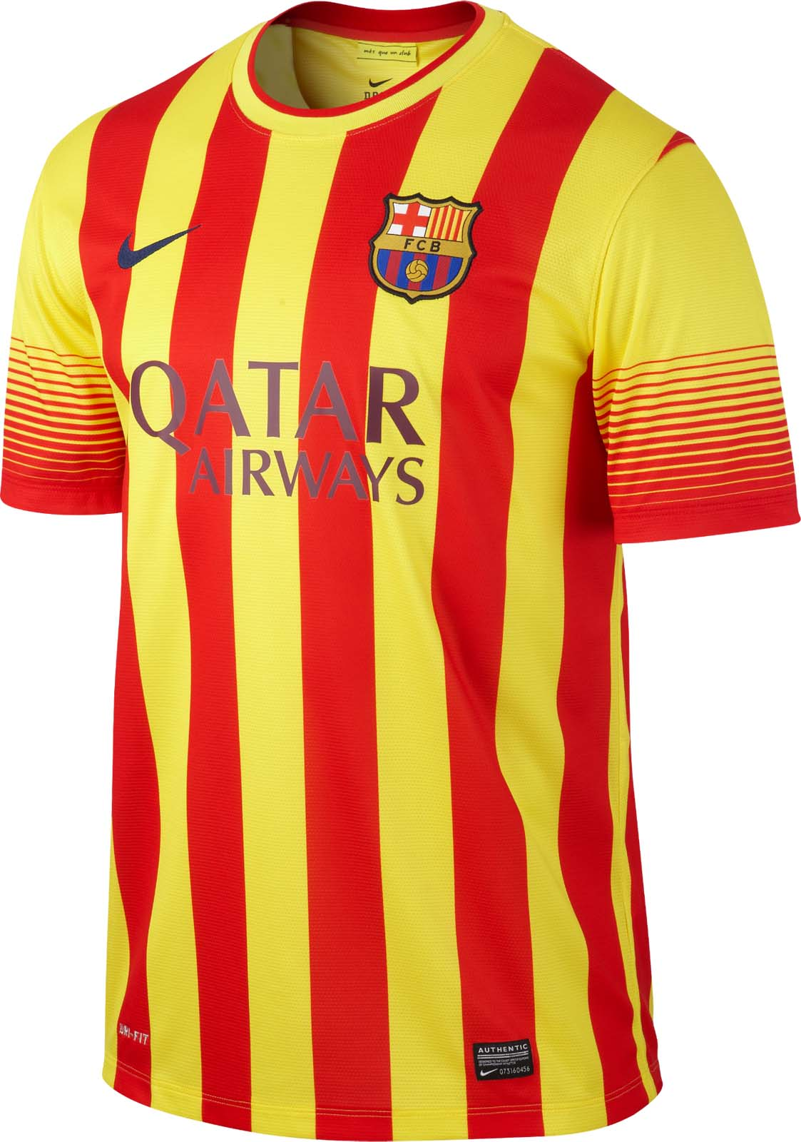 Barcelona To Play Liga Home Match In 39 Senyera 39 Kit Footy