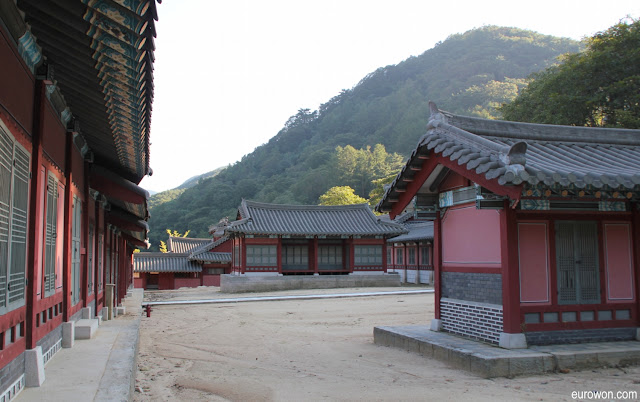 Casas tradicionales coreanas en doramas