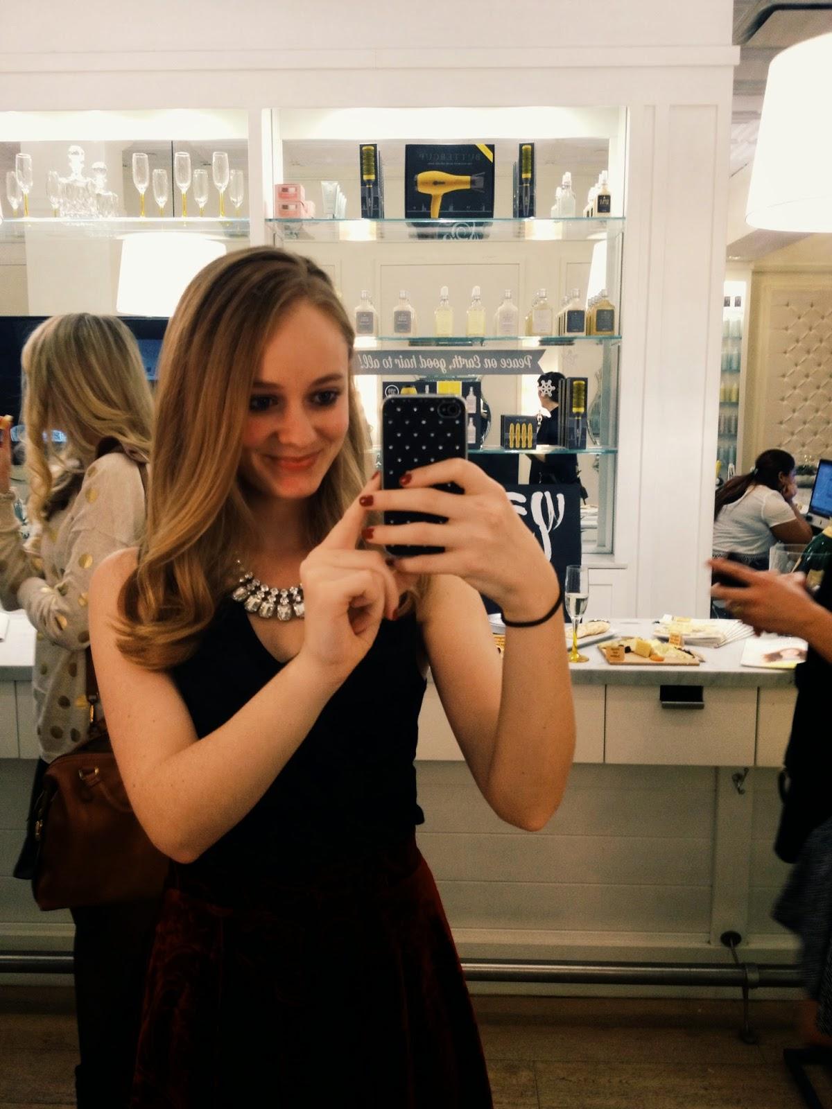Blowouts & Bubbly: A Boston Blogger Event