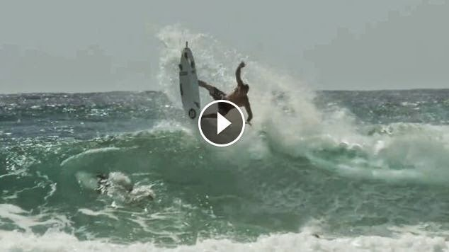 Surf Video Duranbah March 3