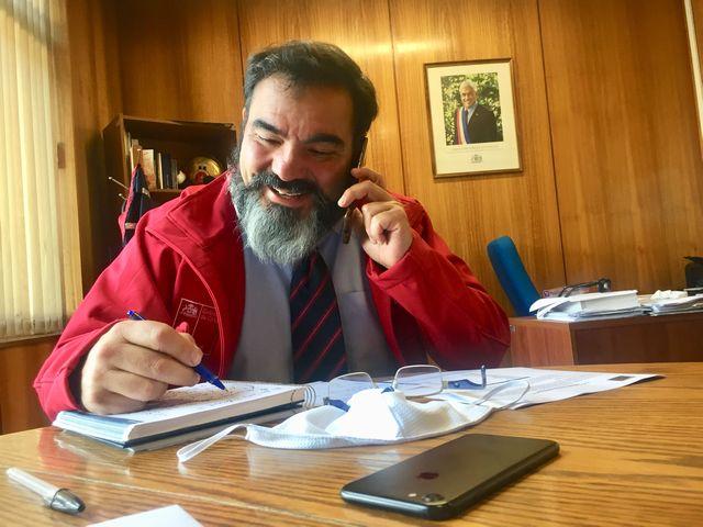 Seremi Moreno hace un llamado a prorrogar sus arriendos fiscales