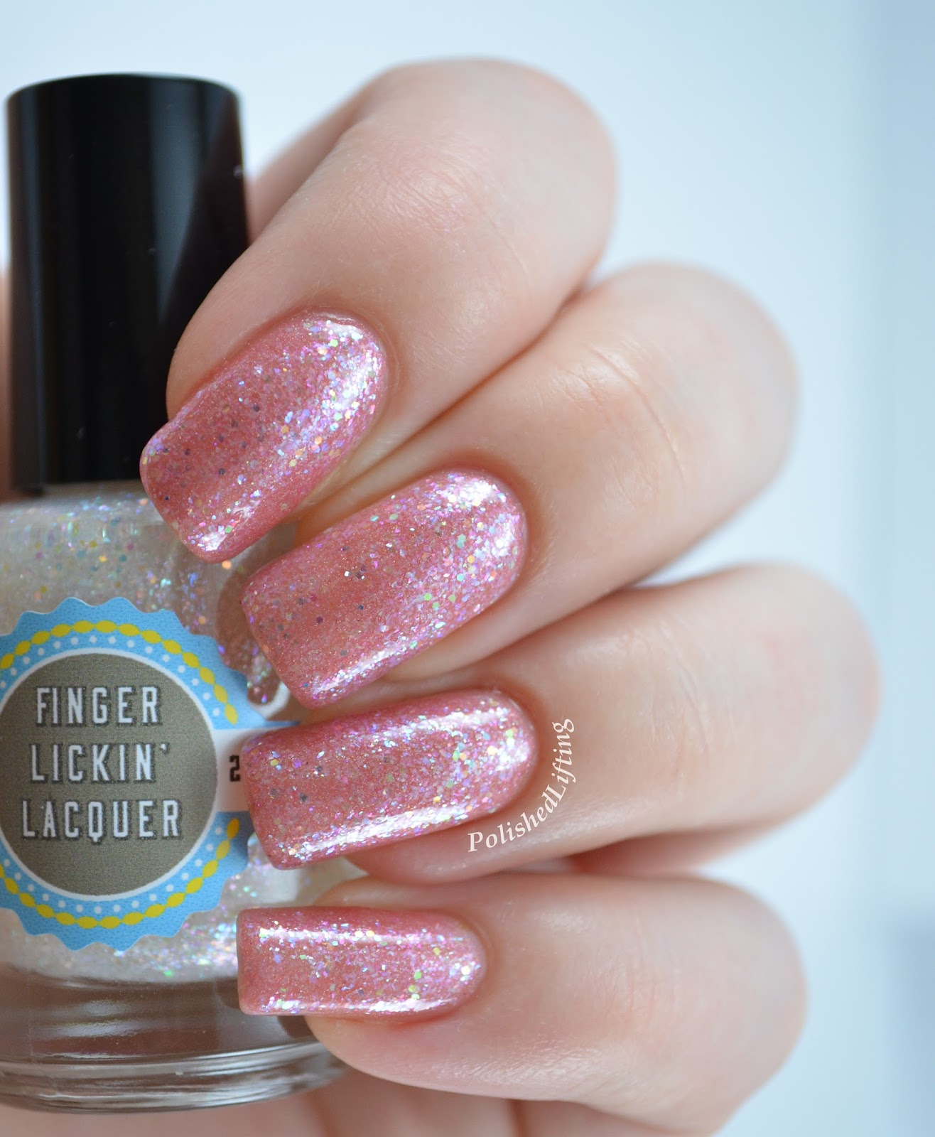 Finger Lickin' Lacquer Fight the Fairies Supernatural TV