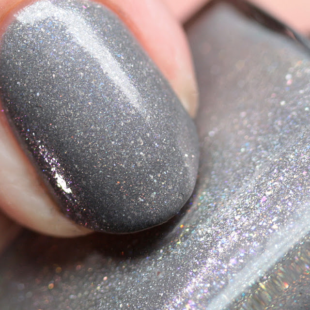 Supermoon Lacquer Rainbow Moon Heartache