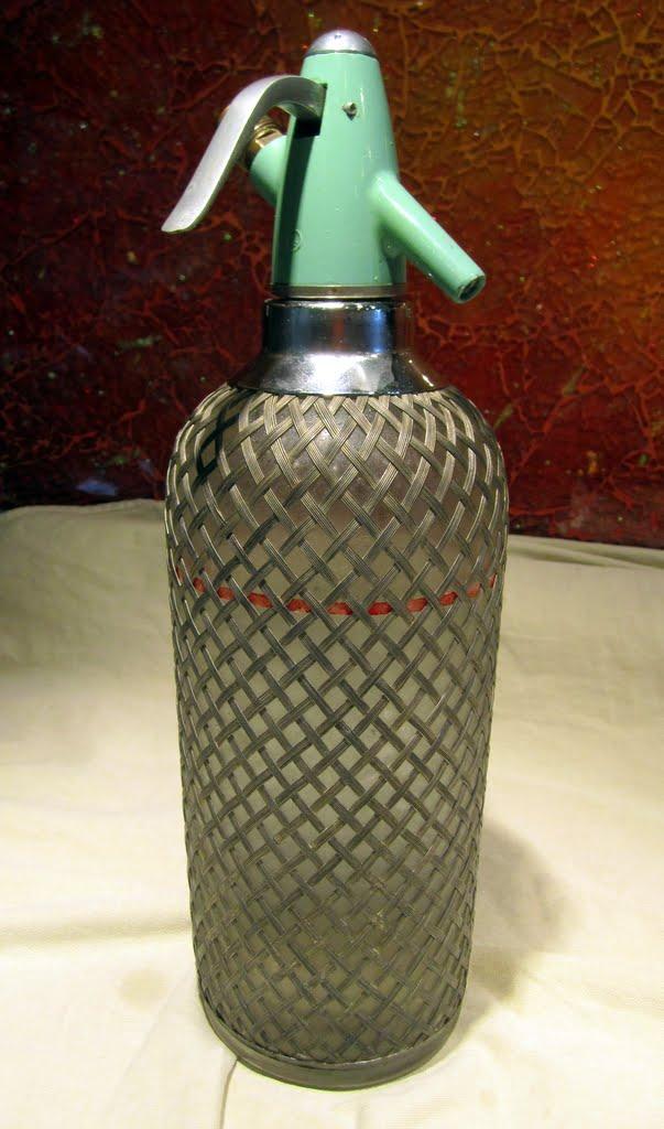 Repairing An Antique Soda Siphon