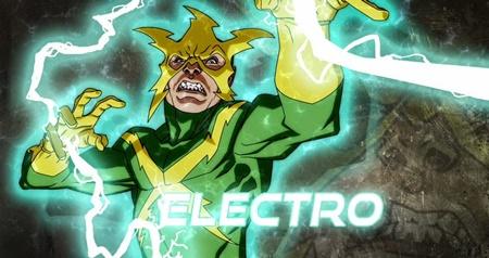 electro daftar villain spiderman dalam komik