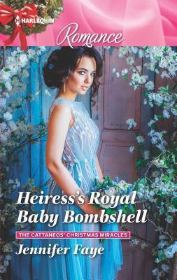 Heiress's Royal Baby Bombshell cover