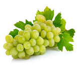 Nutritional contents of grapes