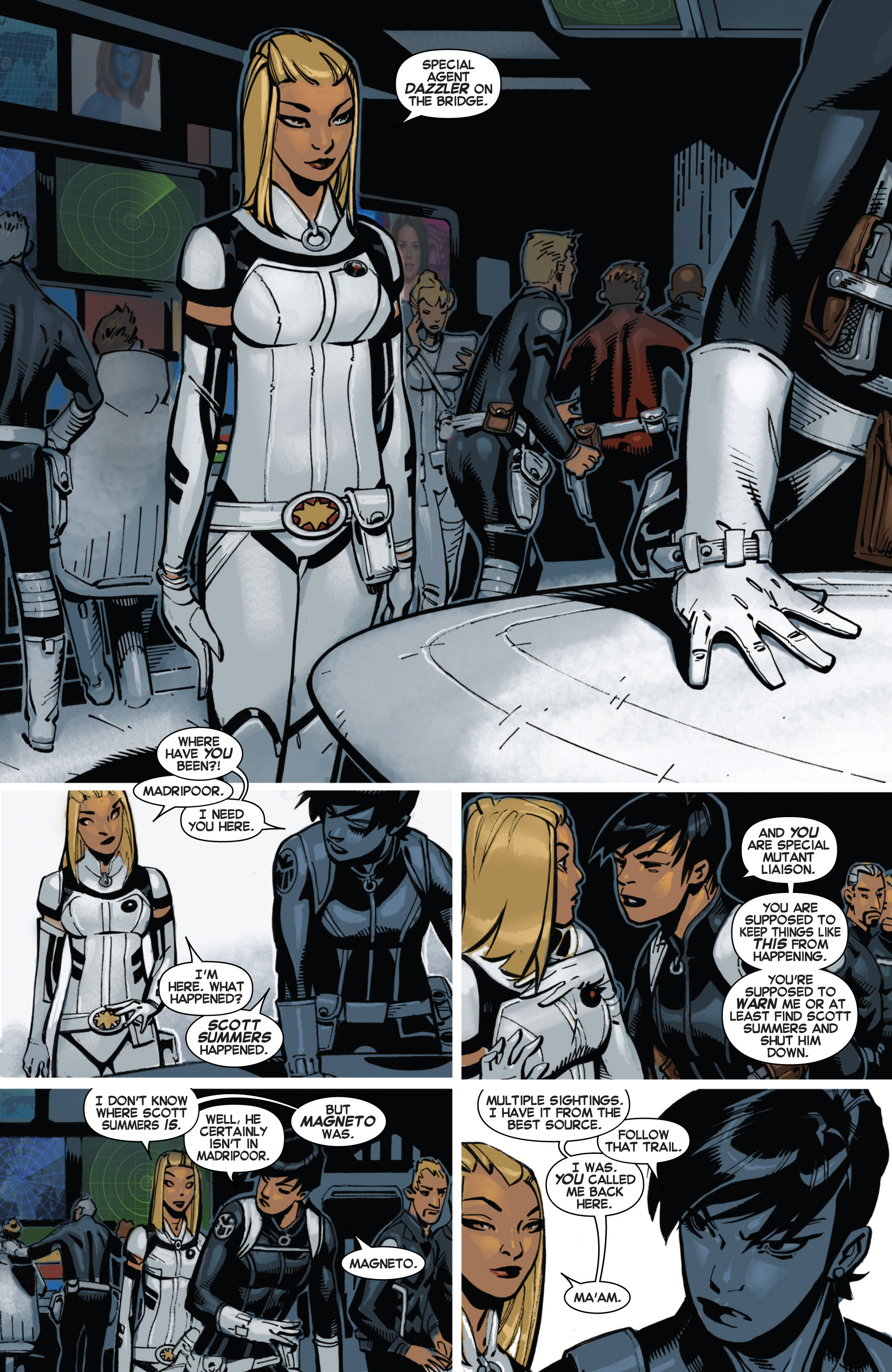 Read online Uncanny X-Men (2013) comic -  Issue # _TPB 4 - vs. S.H.I.E.L.D - 33
