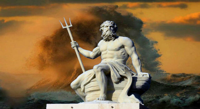 Ancient Greece: Meaning of the trident of Poseidon
