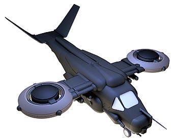 GFS Projects - Top secret airplanesTop secret airplanes