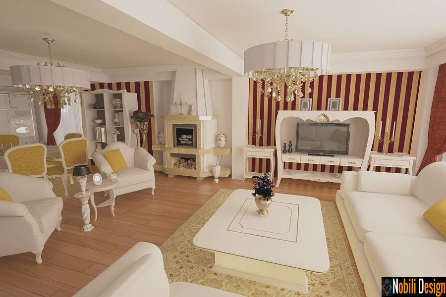 Servicii design interior case vile Brasov- Design Interior casa clasica Brasov-Amenajari Interioare, Servicii - design interior - Brasov