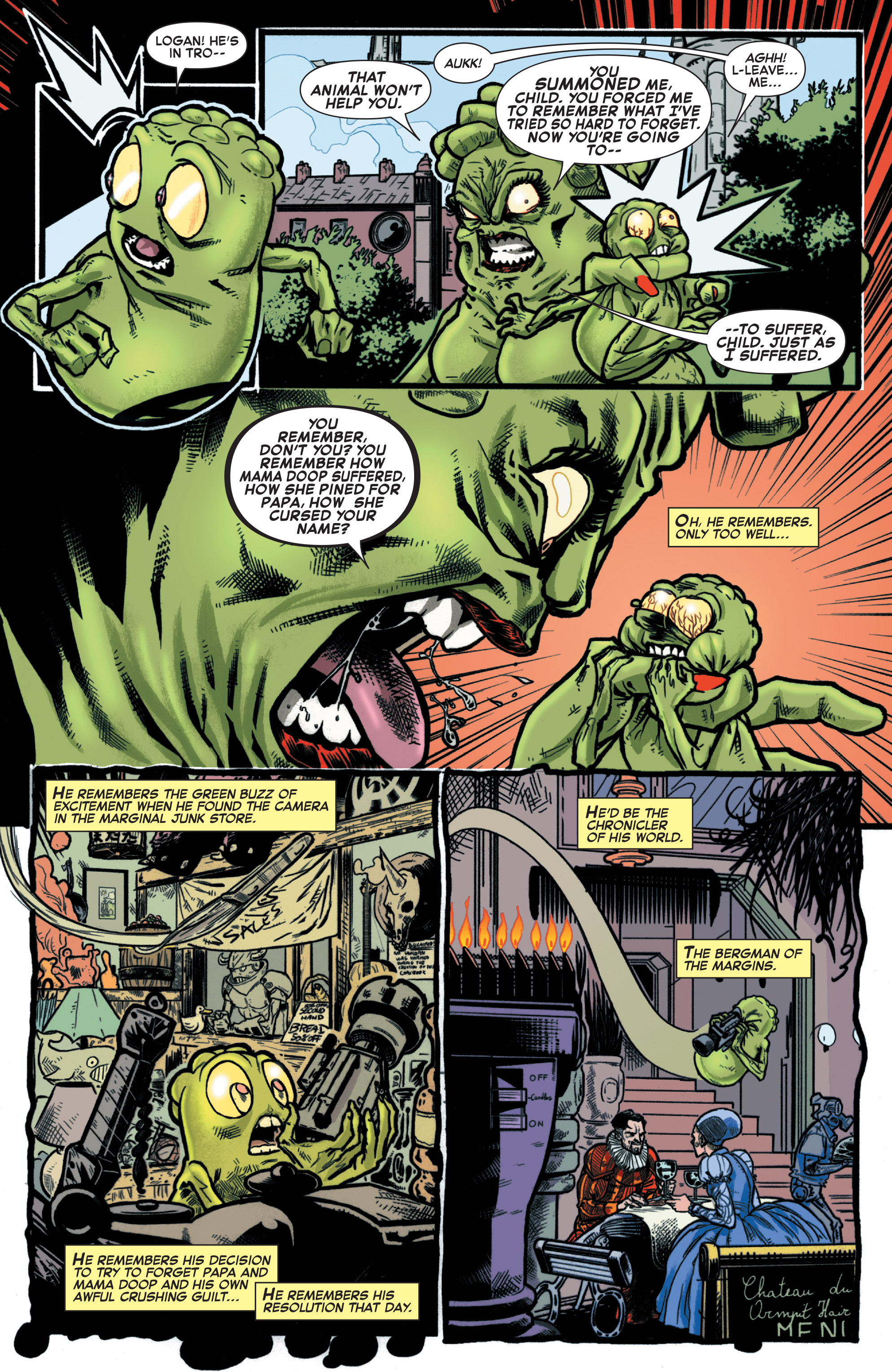 Read online All-New Doop comic -  Issue #4 - 9