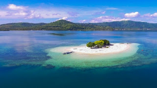 wisata pulau gili kedis di lombok