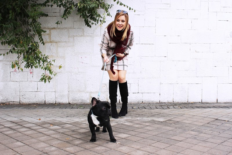 OUTFIT + VIDEO | LOOK DE OTOÑO CON ROMEO