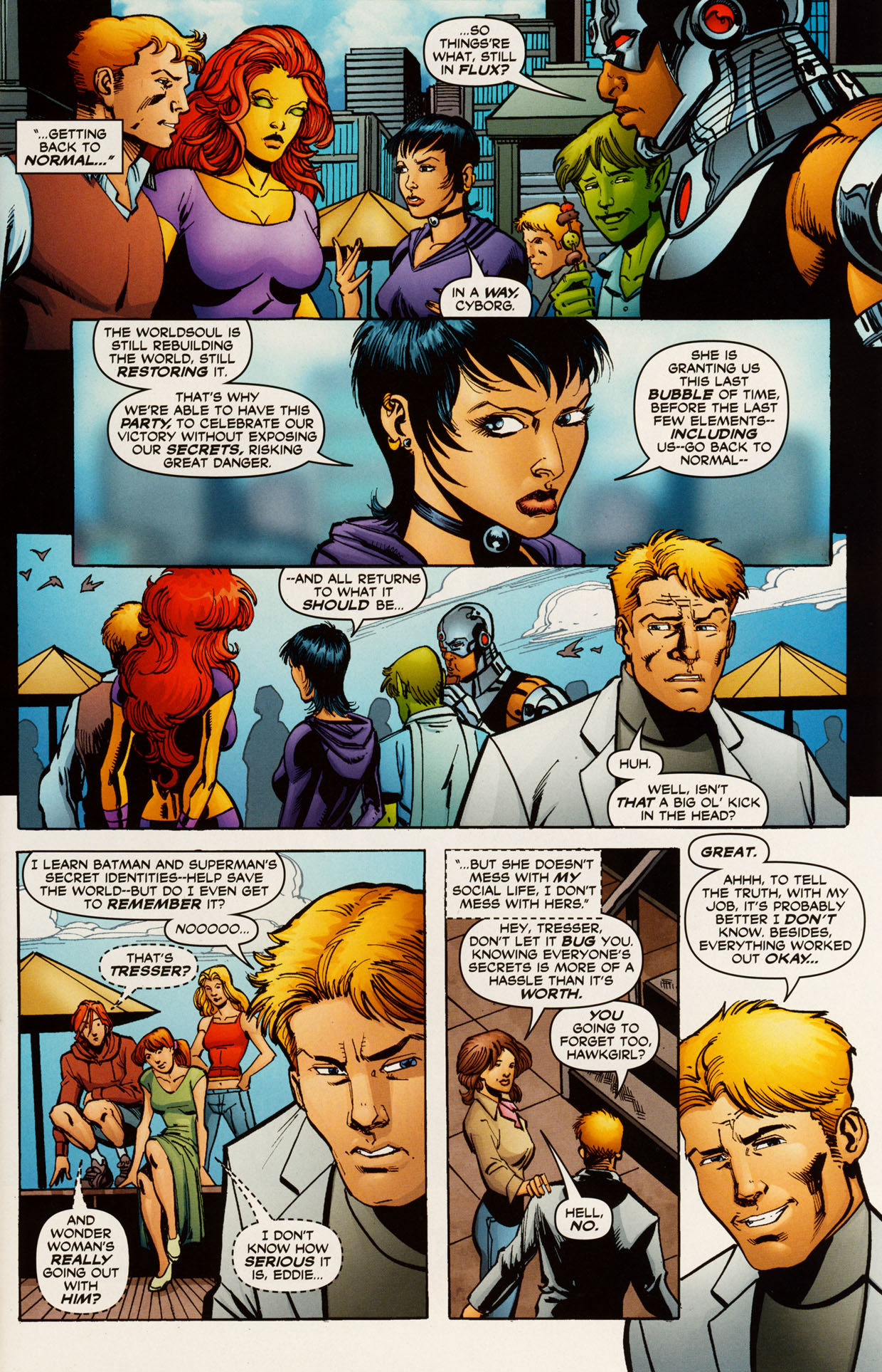 Read online Trinity (2008) comic -  Issue #52 - 12