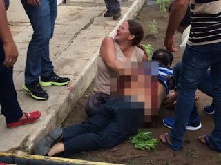 Homem é morto na porta de Fórum quando chegava para audiência na Paraíba