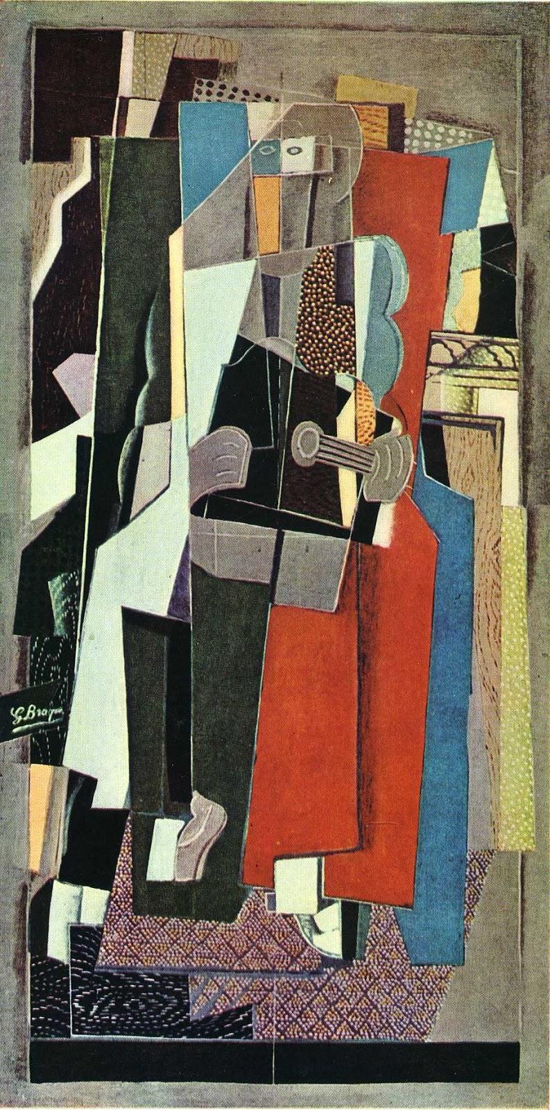Connu Georges Braque | Fauve / Cubist painter | Tutt'Art@ | Pittura  GT17