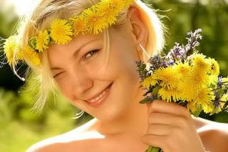 primavera mujer
