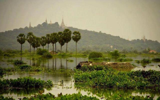 Montagne d'Oudong
