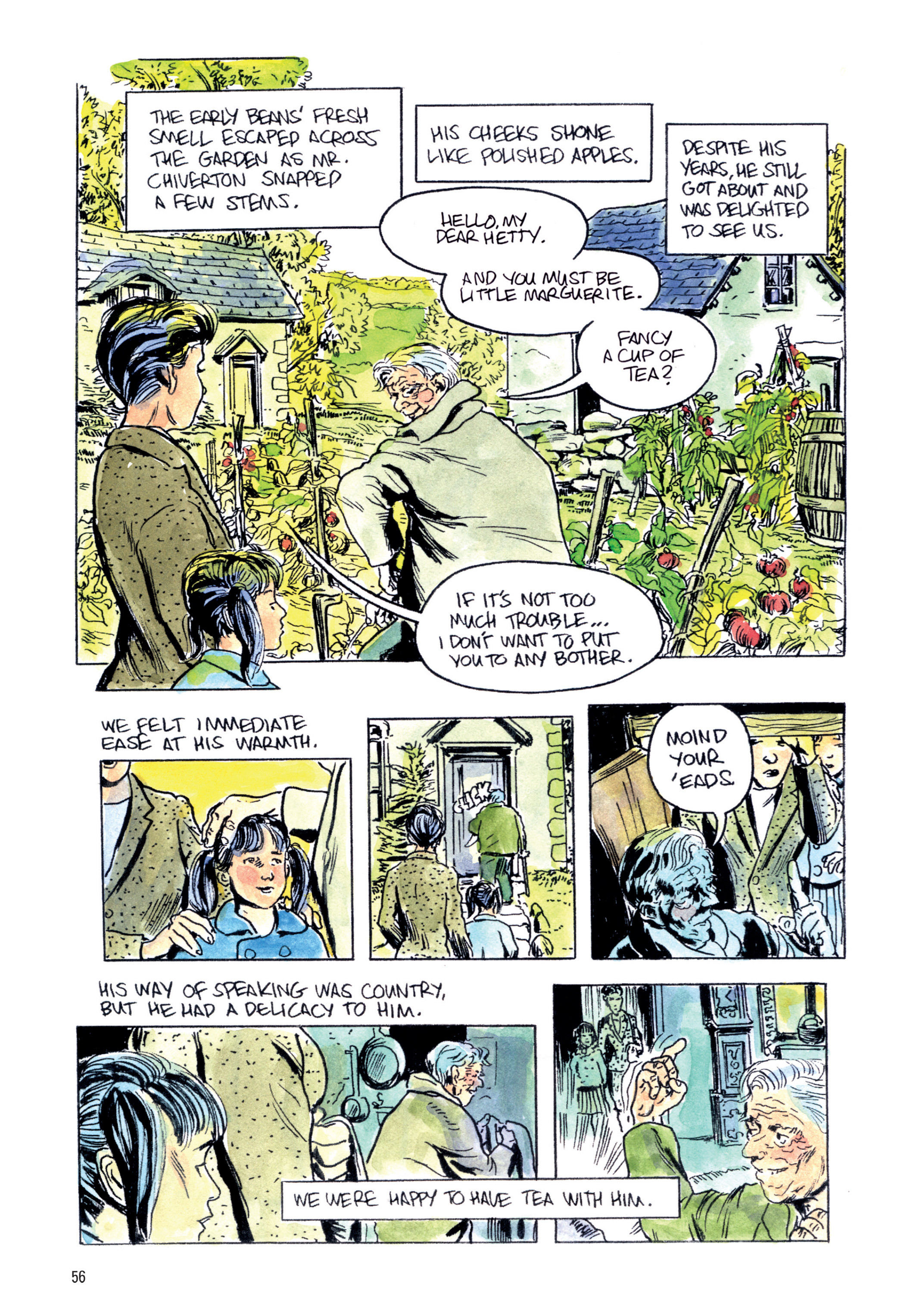 Read online The Late Child and Other Animals comic -  Issue #1 - 53