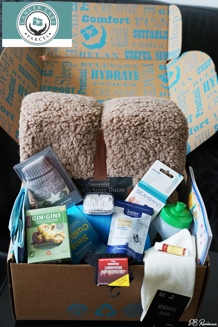 Cancer Care Parcel - The Comfort for Chemotherapy Box
