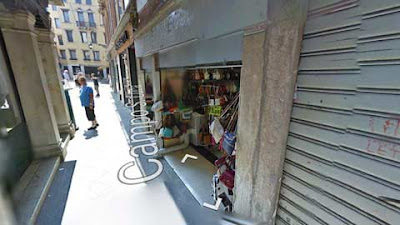 Cosa c'è ora al posto delle cabine telefoniche di San Luca