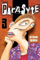 Parasyte Vol. 3 by Hitoshi Iwaaki.