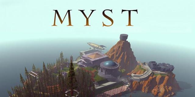 Myst Island | Rapid Transmission | Joseph Hurtgen