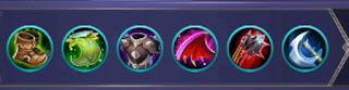 Set Build Item Emblem, Ability, Gear Balmond Terbaik, Kuat, Mematikan