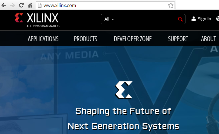 Converge! Network Digest: Xilinx