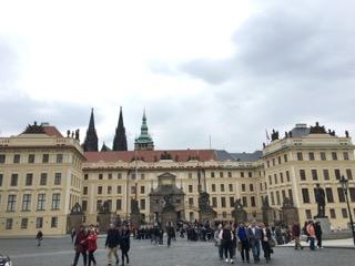 prague czech republic wanderlust travelblog europe prague castle