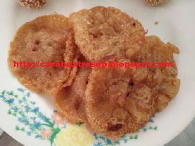 Foto Resep Kue Cucur Gula Merah Khas Manado