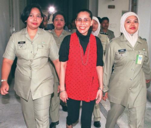 Penjaga Sel 'Cik Jah' Dedah Cerita Sebenar Mona Fandey Sebelum Dijatuhkan Hukuman Mati