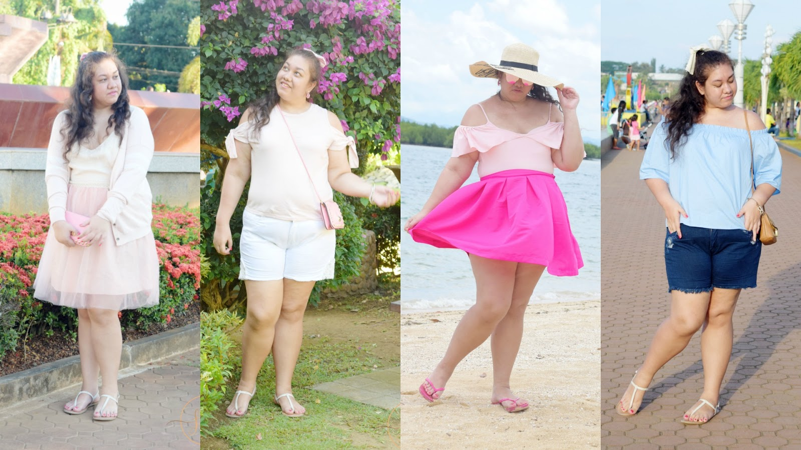 Palawan in Outfits | Summer Outfit Diary