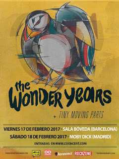 http://www.cooncert.com/es/madrid/3375-the-wonder-years