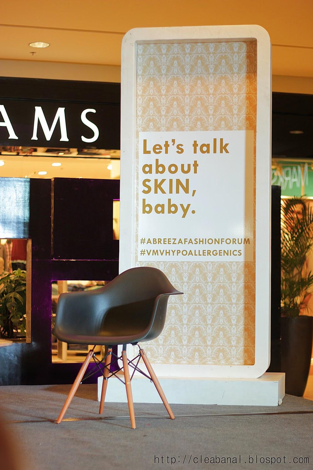Let's Talk About Skin VMV Hypoallergenics