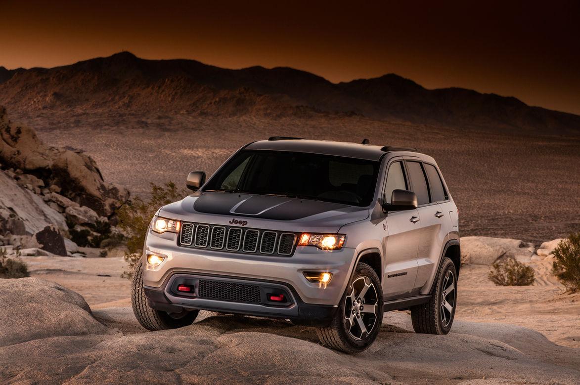 Jeep Grand Cherokee Trailhawk 2017 - SUV nhanh nhất thế giới?