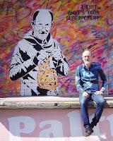 Von Bomb stencil Vantaas