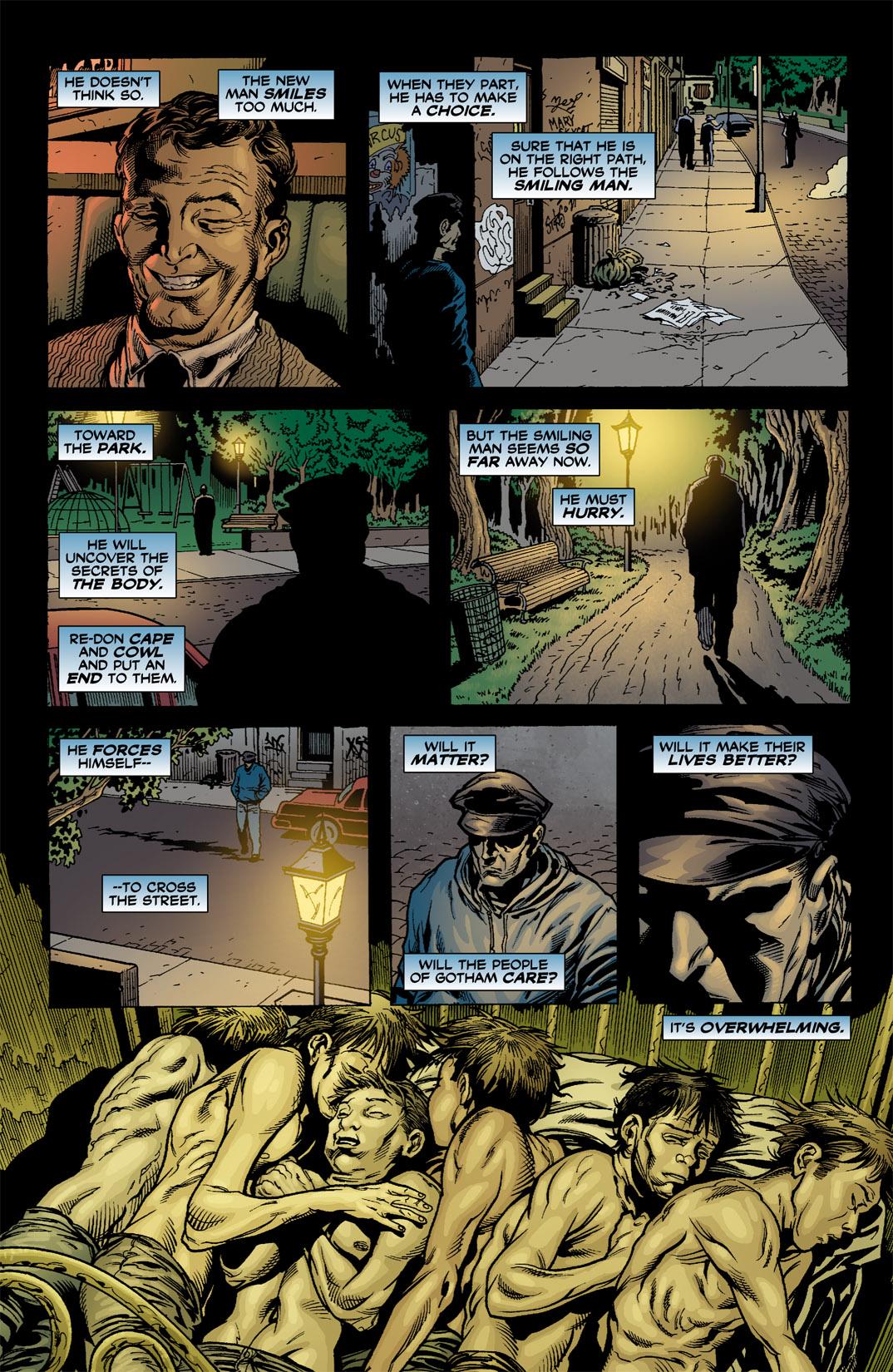 Detective Comics (1937) 808 Page 19