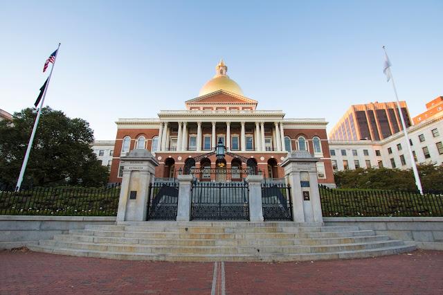 Massachussets State house-Boston