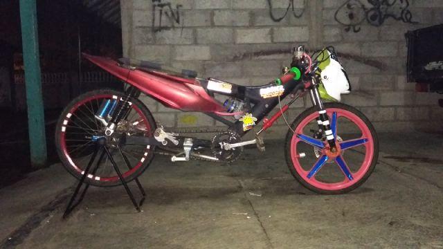 Motor Modifikasi Terkini Cara Modifikasi Sepeda Drag